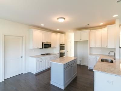Kingston Kitchen. 4br New Home in Coopersburg, PA