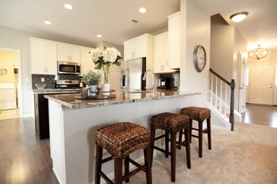 Kingston Kitchen. New Home in Coopersburg, PA