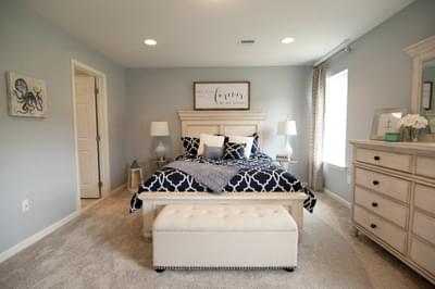 Kingston Owner's Suite. 4br New Home in Coopersburg, PA