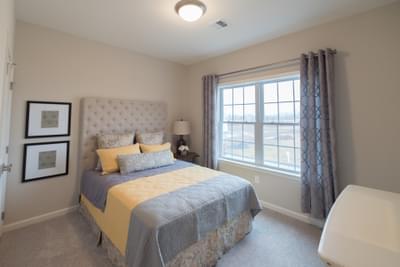 Meridian Bedroom. 2,820sf New Home in Tatamy, PA