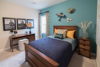 Meridian Bedroom. 4br New Home in Tatamy, PA