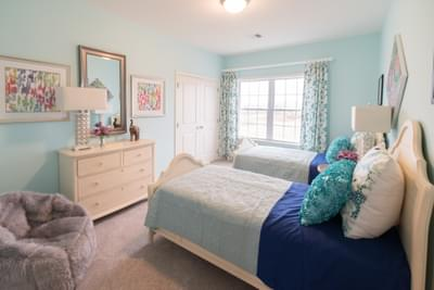 Meridian Bedroom. New Home in Tatamy, PA