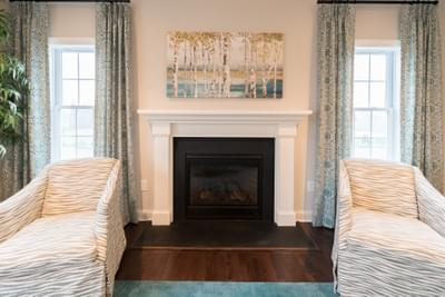 Meridian Great Room. 2,820sf New Home in Tatamy, PA