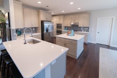 Meridian Kitchen. Meridian New Home in Tatamy, PA