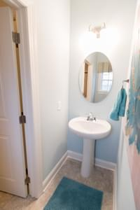 Meridian Powder Room. 4br New Home in Tatamy, PA