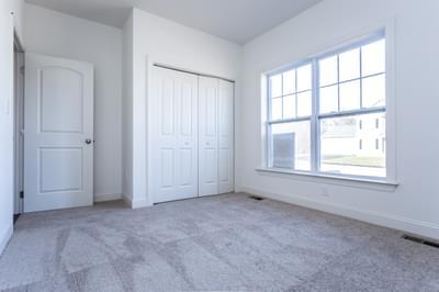 Pinehurst Bedroom/Study. Pinehurst New Home in Drums, PA
