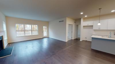 Reserve Inglewood II Dining Room. 3br New Home in Drums, PA