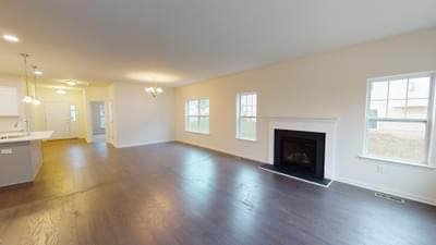 Reserve Inglewood II Great Room. 35 Reserve Drive #26, Drums, PA