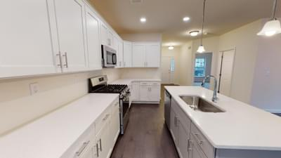 Reserve Inglewood II Kitchen. 3br New Home in Drums, PA