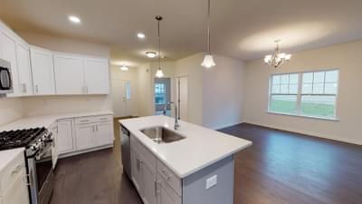Reserve Inglewood II Kitchen. Drums, PA New Home