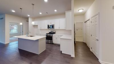 Reserve Inglewood II Kitchen. 35 Reserve Drive #26, Drums, PA