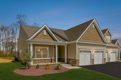 Reserve Inglewood II Exterior. 35 Reserve Drive #26, Drums, PA