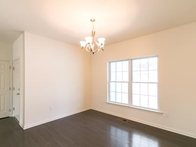 St. Andrews Dining Room. New Home in White Haven, PA