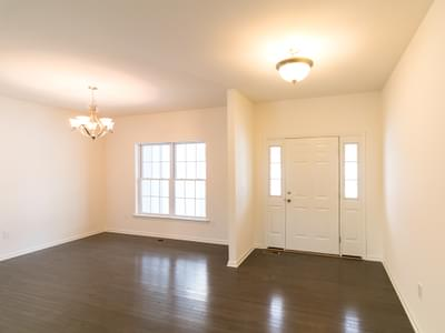 St. Andrews Foyer. 3br New Home in White Haven, PA