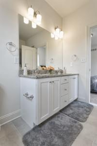 Pinehurst Owner's Bath. 3br New Home in Drums, PA