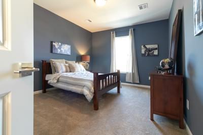 Vinecrest Bedroom. Vinecrest New Home in Easton, PA
