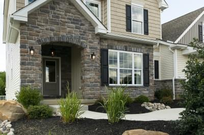 Vinecrest Cottage Exterior. 2,700sf New Home in Easton, PA