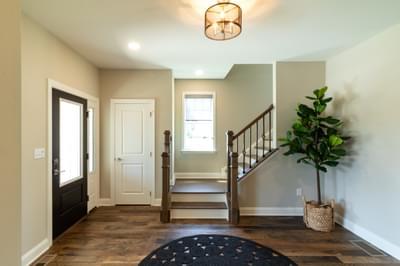 Vinecrest Foyer. New Home in Easton, PA