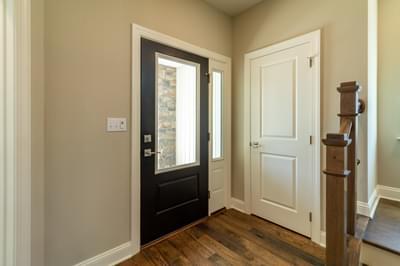 Vinecrest Foyer. Vinecrest New Home in Easton, PA