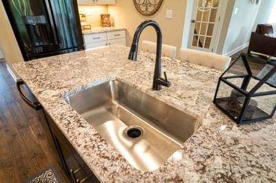 Vinecrest Optional Finished Basement. Easton, PA New Home