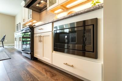 Vinecrest Kitchen. Vinecrest New Home in Easton, PA