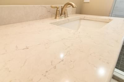 Vinecrest Owner's Bath. New Home in Easton, PA