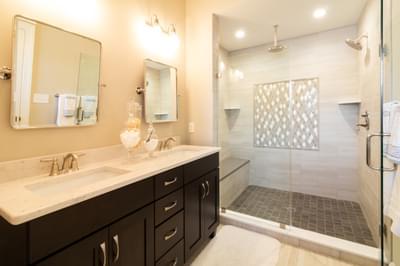 Vinecrest Owner's Bath. Easton, PA New Home