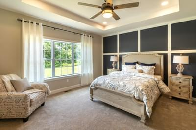 Vinecrest Owner's Suite. 2,700sf New Home in Easton, PA