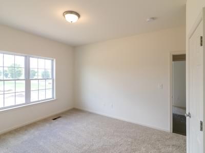 Woodbury Bedroom. Woodbury New Home in Easton, PA