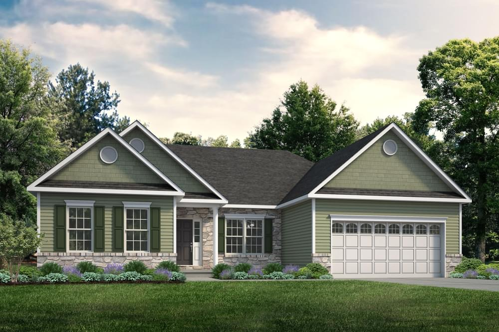Woodbury Country Elevation