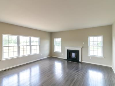 Woodbury Great Room. 3br New Home in Easton, PA