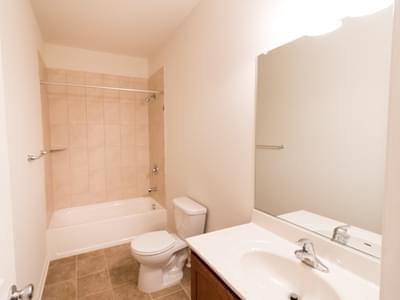 Woodbury Hall Bath. New Home in Easton, PA