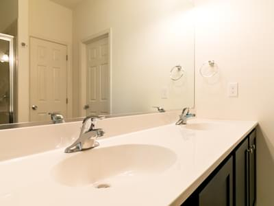 Woodbury Owner's Bath. 2,007sf New Home in Easton, PA