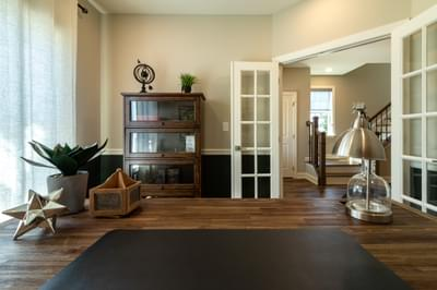 Vinecrest Study. Vinecrest New Home in Easton, PA