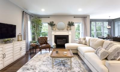 Cozy & Stylish Great Rooms Bellwood Great Room