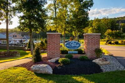 Sand Springs New Home Community in Drums PA