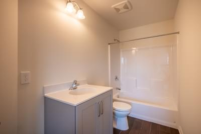 Jereford Bathroom. 4br New Home in Easton, PA