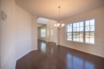 Jereford Dining Room. New Home in Easton, PA