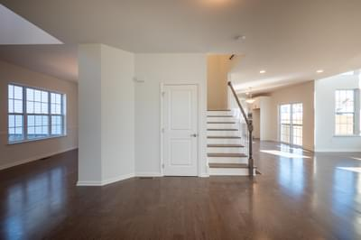 Jereford Great Room. 4br New Home in Easton, PA