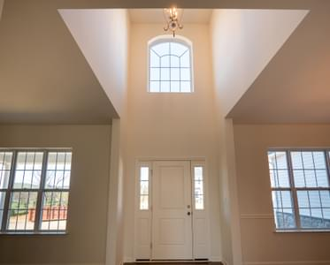 Jereford Foyer. Jereford New Home in Easton, PA