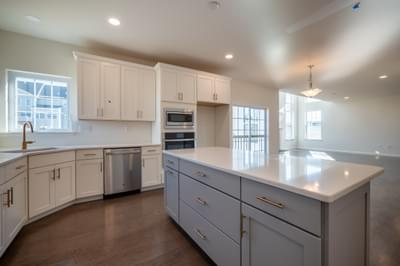 Jereford Kitchen. Jereford New Home in Easton, PA