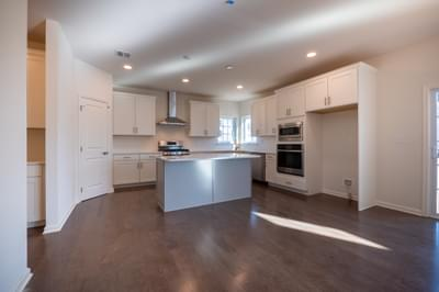 Jereford Kitchen. 3,442sf New Home in Easton, PA