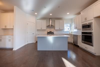 Jereford Kitchen. 4br New Home in Easton, PA