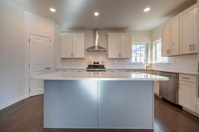 Jereford Kitchen. New Home in Easton, PA