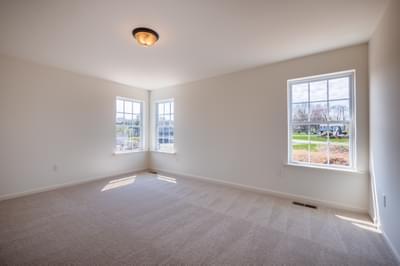 Chapman Optional Bonus Room. New Home in Schnecksville, PA