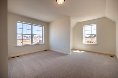 Chapman Optional Bonus Room. 2,144sf New Home in Schnecksville, PA