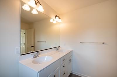 Chapman Owner's Suite. Schnecksville, PA New Home