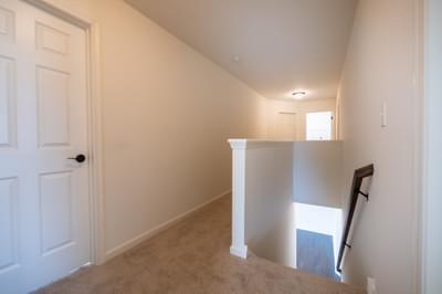Chapman Second Floor. Schnecksville, PA New Home