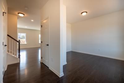 Chapman Study. 2,144sf New Home in Schnecksville, PA