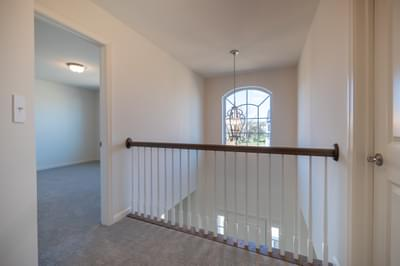 Jereford Second Floor Balcony. 3,442sf New Home in Easton, PA